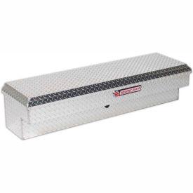 Weather Guard Lo-Side Truck Box, Aluminum Standard 4.1 Cu. Ft. Capacity - 174-0-01