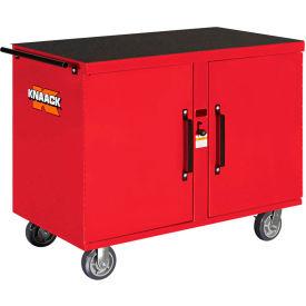 Knaack 63 Storagemaster® Mechanics Chest 8 Drawer, 1,000 Lbs, Steel, Red