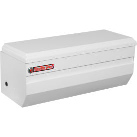 Weather Guard All-Purpose Truck Chest Steel, Full Compact Size 10.0 Cu. Ft. - 675-3-01