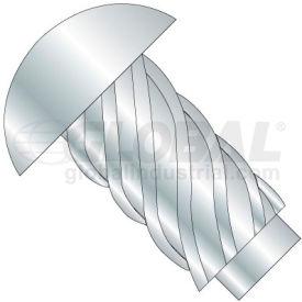 #0 x 1/8 Round Head Type U Drive Screw Zinc Bake - Pkg of 10000