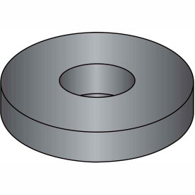 #4 Flat Washer Steel Black Oxide SAE Package of 10 Lbs. by