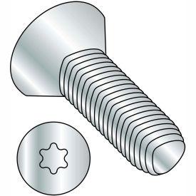 6-32 x 1/2 6 Lobe Flat Taptite alt. Thread Rolling Fully Thread - Zinc 10000 pcs