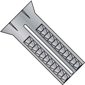 6-8X1  Lead Alloy Anchor, Pkg of 100