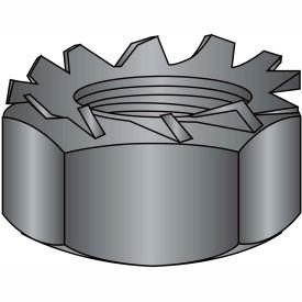 6-32  K Lock Hex Nut Black Oxide, Pkg of 5000