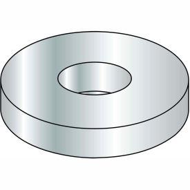 #6 Flat Washer - Steel - Zinc - SAE - Pkg of 50 Lbs.