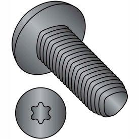 8-32X1/2 6 Lobe Pan Taptite Alternative Thread Rolling Fully Thrd Black Oxide & Wax,10000 pcs
