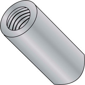 4-40X3/8  Three Sixteenths Round Standoff Aluminum, Pkg of 1000