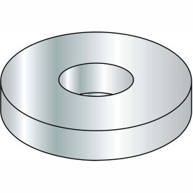 #10 Flat Washer Steel Zinc SAE Package of 50 Lbs. by