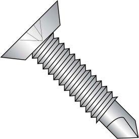 12-24X5/8 Phillips Flt Underct Full Thread Self Drill Scr Machine Sc Thread 410 SS,2500 pcs