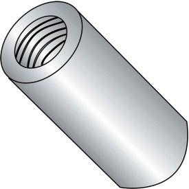 8-32x1/4 One Quarter Round Standoff Aluminum, Pkg of 1000