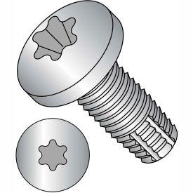 1/4-20X1/2  Six Lobe Pan Thread Cutting Screw Type F Full Thrd 18 8 Stainless Steel, Pkg of 2000