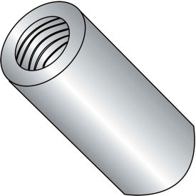 8-32x3/4 One Quarter Round Standoff Aluminum, Pkg of 1000