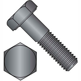 1/4-20X1  Hex Cap Screw Grade 2 Non A307 Black Oxide and Oil, Pkg of 2200