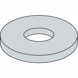 "1/4"" x 1-1/4"" Fender Washer - Steel - Hot Dip Galvanized - Pkg of 20 Lbs."