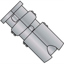 1/4  Single Expansion Anchor Zamac Alloy, Pkg of 50