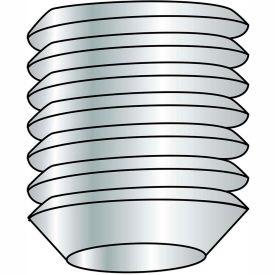 1/4-28x5/16 Fine Thread Socket Set Screw Cup Plain, Pkg of 100