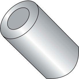 #8 x 7/16 Five Sixteenths Round Spacer Aluminum - Pkg of 1000