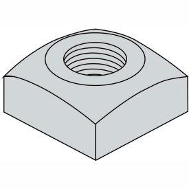 5/16-18  Regular Square Nut Hot Dipped Galvanized, Pkg of 1000