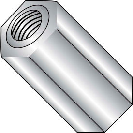 8-32x3/8 Three Eighths Hex Standoff Aluminum, Pkg of 1000