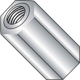 8-32x1/2 Three Eights Hex Standoff Stainless Steel, Pkg of 100