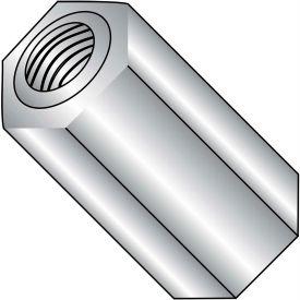 10-32 x 5/8 Three Eights Hex Standoff - Stainless Steel - Pkg of 100