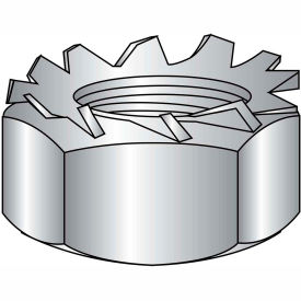 3/8-16  K Lock Nut 18 8 Stainless Steel, Pkg of 500