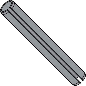 1/2x4 Spring Pin Slotted Plain, Pkg of 100