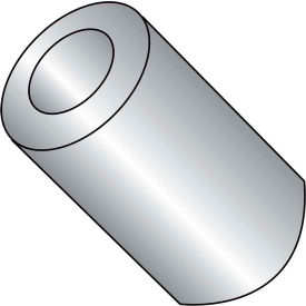 #10 x 7/16 One Half Round Spacer Stainless Steel - Pkg of 100