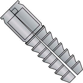 """Lag Screw Shield - 1/2"""" - Long - Zinc Die Cast - Pkg of 50"""