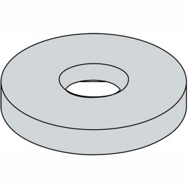"1/2"" Dock Washer - Steel - Galvanized - Pkg of 50 Lbs."