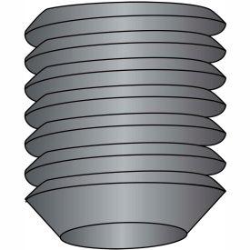 5/8-11x5/8 Coarse Thread Socket Set Screw Cup Plain, Pkg of 50