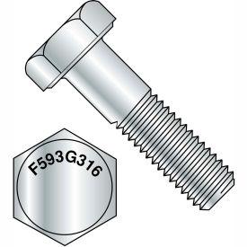 5/8-11X6  Hex Cap Screw 3 16 Stainless Steel, Pkg of 25