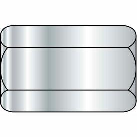 5/8-18X2 1/8  Hex Rod Coupling Nut Zinc, Pkg of 100