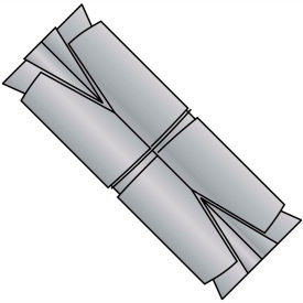 3/4  Double Expansion Anchor Zamac Alloy, Pkg of 10
