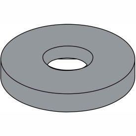 "3/4"" Dock Washer - Steel - Plain - Pkg of 50 Lbs."