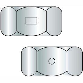 7/8-9  Two Way Reversible Hex Lock Nut Zinc Wax, Pkg of 60