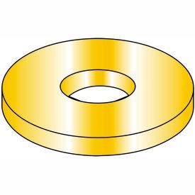 #10 AN970 Military Flat Washer Cadmium Yellow - Pkg of 2000