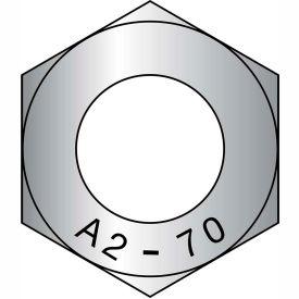 M20-2.50  Din 934 Metric Class 8 Hex Nuts Zinc, Pkg of 200