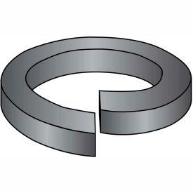 M6  Din 127 B Metric Split Lock Washer 18 8 Stainless Steel Black Oxide, Pkg of 7000