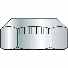M8X1.25  Metric IFI  B18.16.3M  Prevailing Torque Hex Lock Nut Cad And Wax, Pkg of 3000