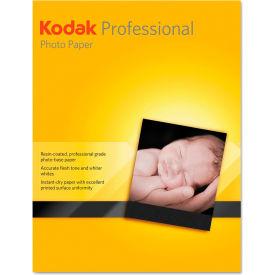 "Kodak Prof Inkjet Fibre Glossy Fine Art Paper 08400118A, 8-1/2"" x 11"", Neutral, 50/Box"