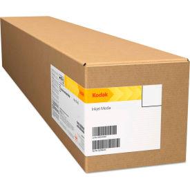 "Kodak Prof Inkjet Photo Paper Roll KPRO24M, 24"" x 100', White, 1 Roll"