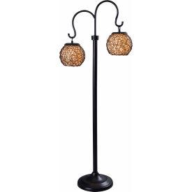 Lighting Fixtures Outdoor Landscape Kenroy Castillo Floor Lamp 32246brz Bronze Finish Metal 24l B1726986