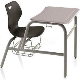 desks school intellect wave combination desk chair