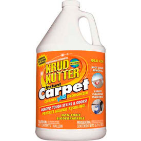 Krud Kutter Carpet Stain & Odor Remover, Gallon Bottle - CR012 - Pkg Qty 2