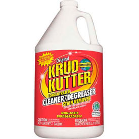 Krud Kutter Concentrated Cleaner & Degreaser, Gallon Bottle - KK012 - Pkg Qty 6