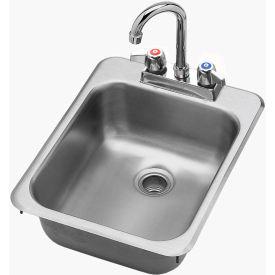 "Krowne HS-1317 - 13"" x 17"" Drop-In Hand Sink"