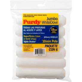 "Purdy® 6-1/2"" X 1/4"" Jumbo White Dove Mini Roller 2-Pk 140626010 - Pkg Qty 6"