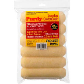 "Purdy® 6-1/2"" X 3/4"" Jumbo Golden Eagle Mini Roller 2-Pk 140626024 - Pkg Qty 6"
