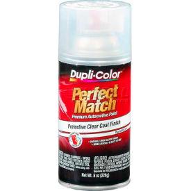 Dupli-Color® Exact-Match Automotive Top Coat Clear 8 Oz. Aerosol - BCL0125 - Pkg Qty 6